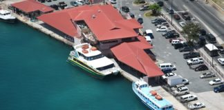 Blyden Terminal, St. Thomas (File photo)