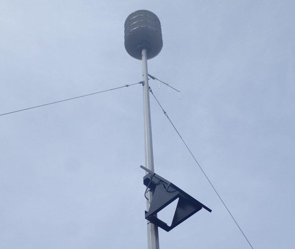 vitema begins installation of tsunami warning sirens